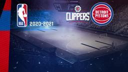 LA Clippers - Detroit
