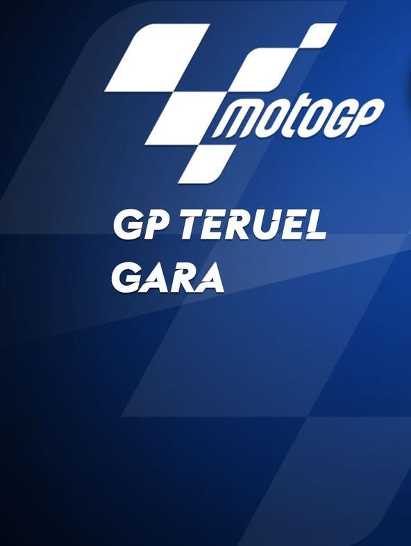 MotoGP Gara: GP Teruel      (diretta)