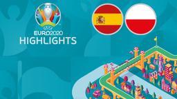 Spagna - Polonia. 2a g. Gruppo E