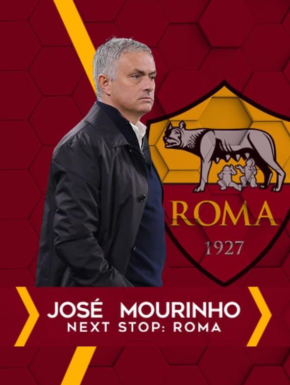 Jose' Mourinho Next Stop: Roma