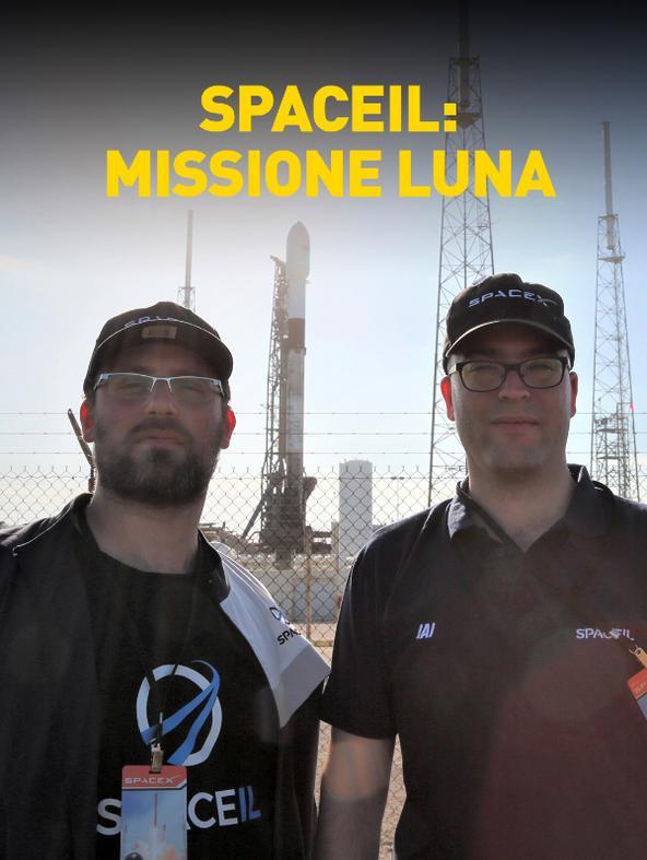 SpaceIL: missione Luna