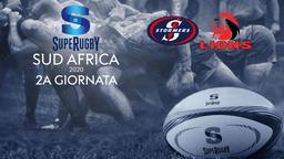 Stormers - Lions. 2a g.