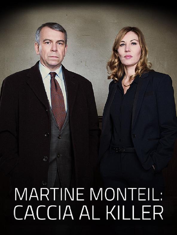 Martine monteil: caccia al killer