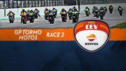 GP Tormo: Moto3. Race 2