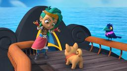 La pricipessa  e il cucciolo pirata / Baia Caracol