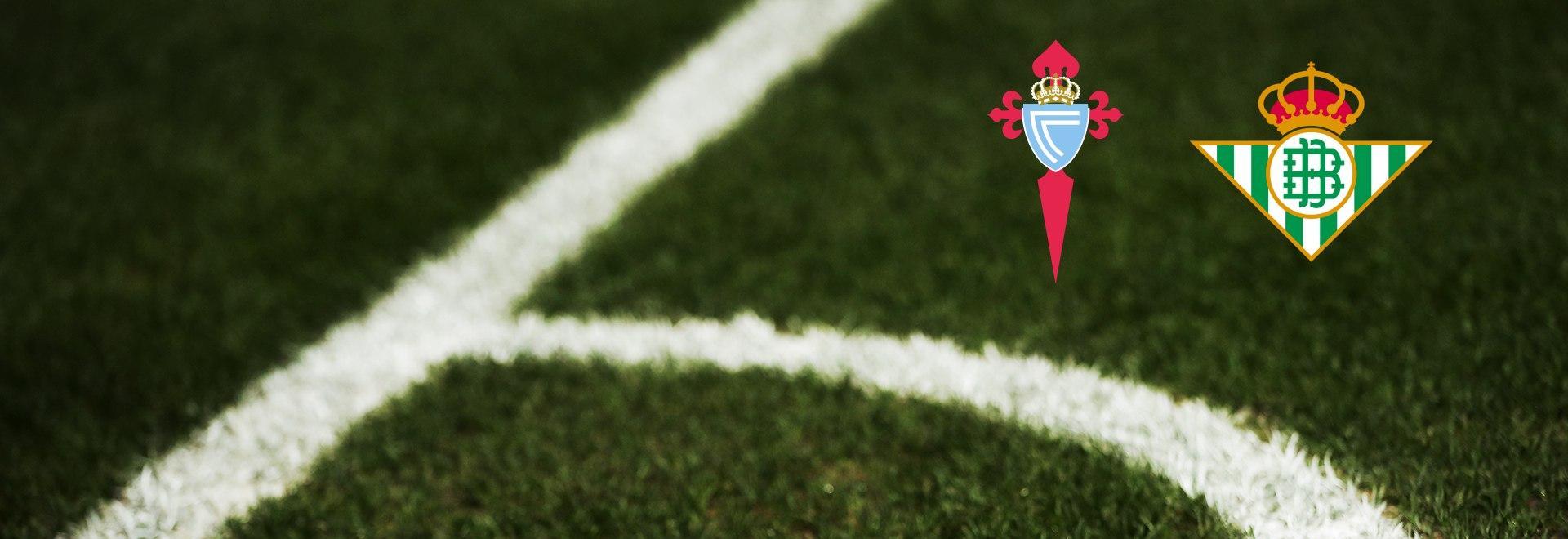 Celta de Vigo - Real Betis. 34a g.