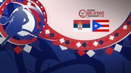Serbia - Porto Rico