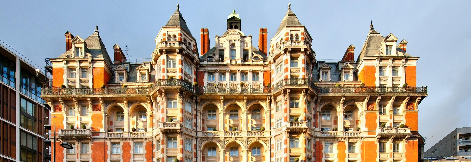 Cose da ricchi: hotel di lusso