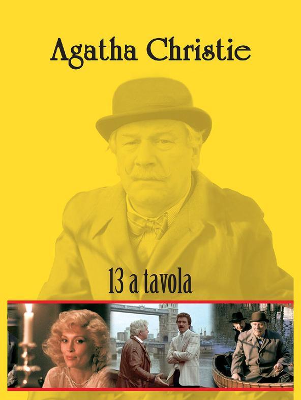 Agatha Christie: 13 a tavola