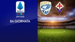 Brescia - Fiorentina. 8a g.