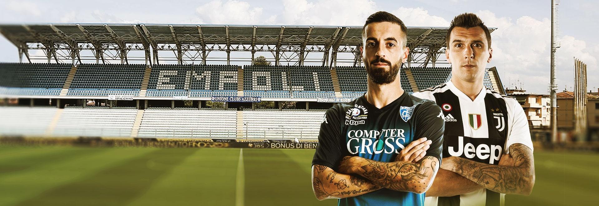 Empoli - Juventus. 10a g.