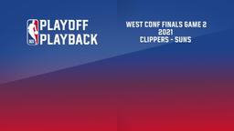 2021: Clippers - Suns