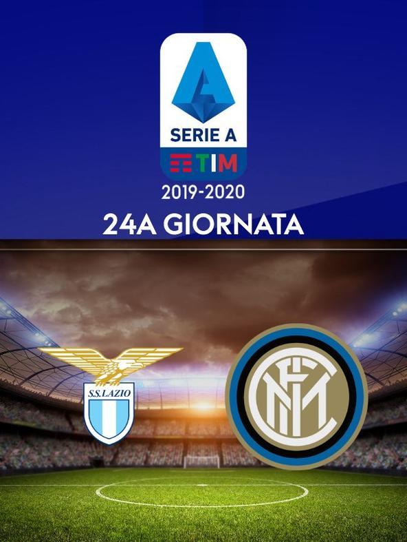 Lazio - Inter. 24a g.