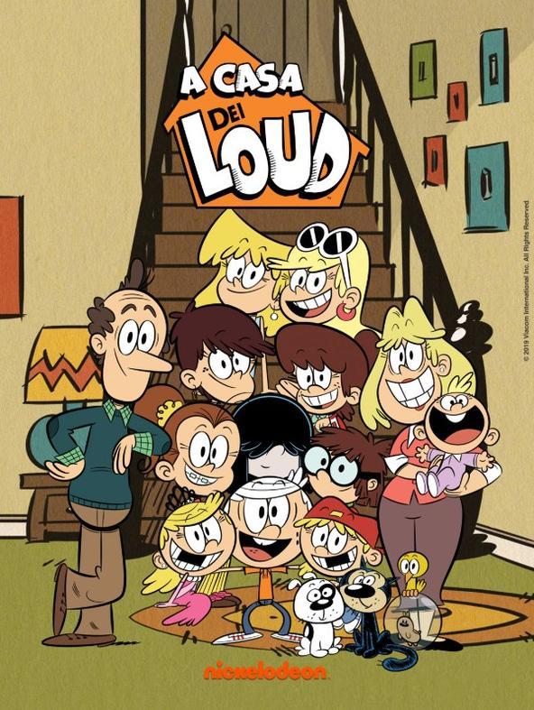 A casa dei Loud - 1^TV