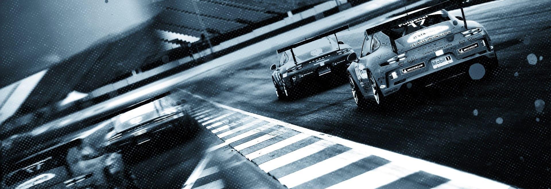 Vallelunga. Race 1