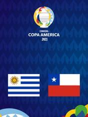 Uruguay - Cile