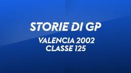 Valencia 2002. Classe 125