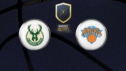 Bucks - Knicks 04/01/17