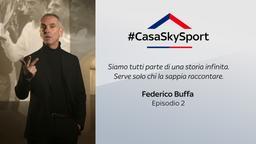 con Federico Buffa