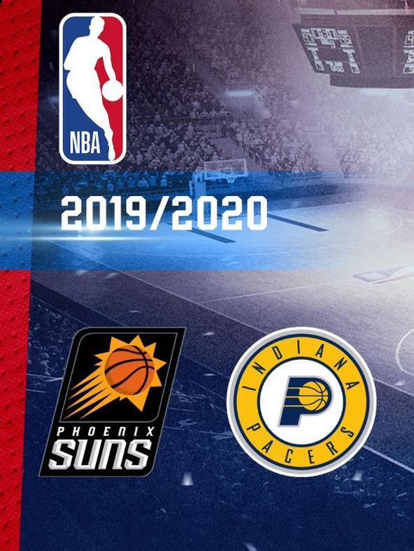 NBA: Phoenix - Indiana