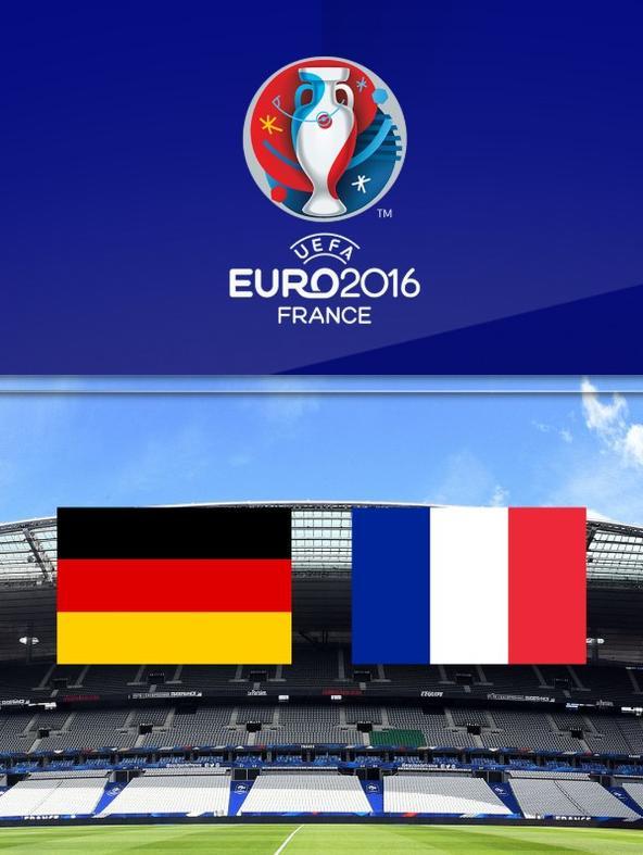 Germania - Francia. 2a Semifinale