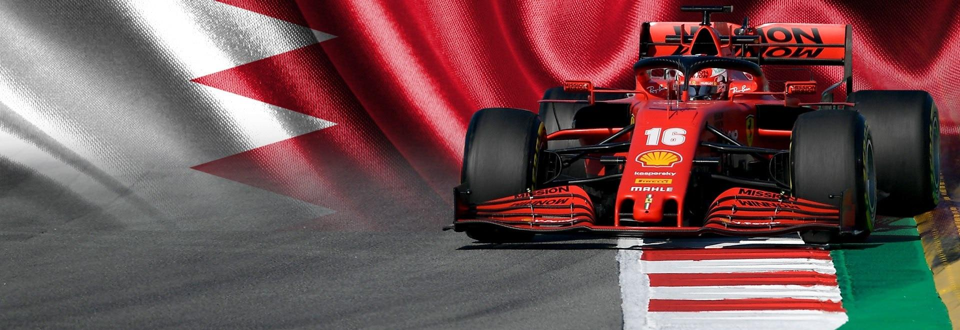 GP Bahrain. PL1