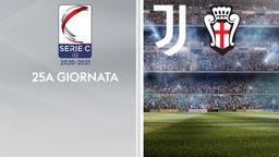 Juventus U23 - Pro Vercelli. 25a g.
