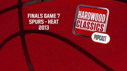 Spurs - Heat 2013. Finals Game 7