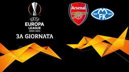 Arsenal - Molde. 3a g.