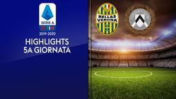 Verona - Udinese