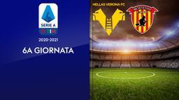 Verona - Benevento. 6a g.