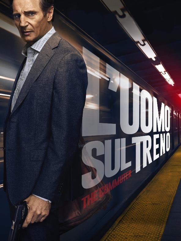 L''uomo sul treno - The Commuter