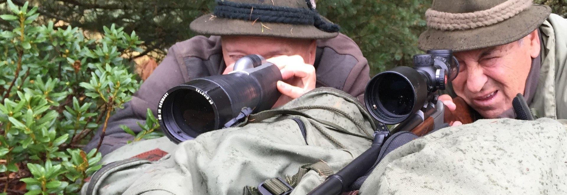 Live Hunting Emotion
