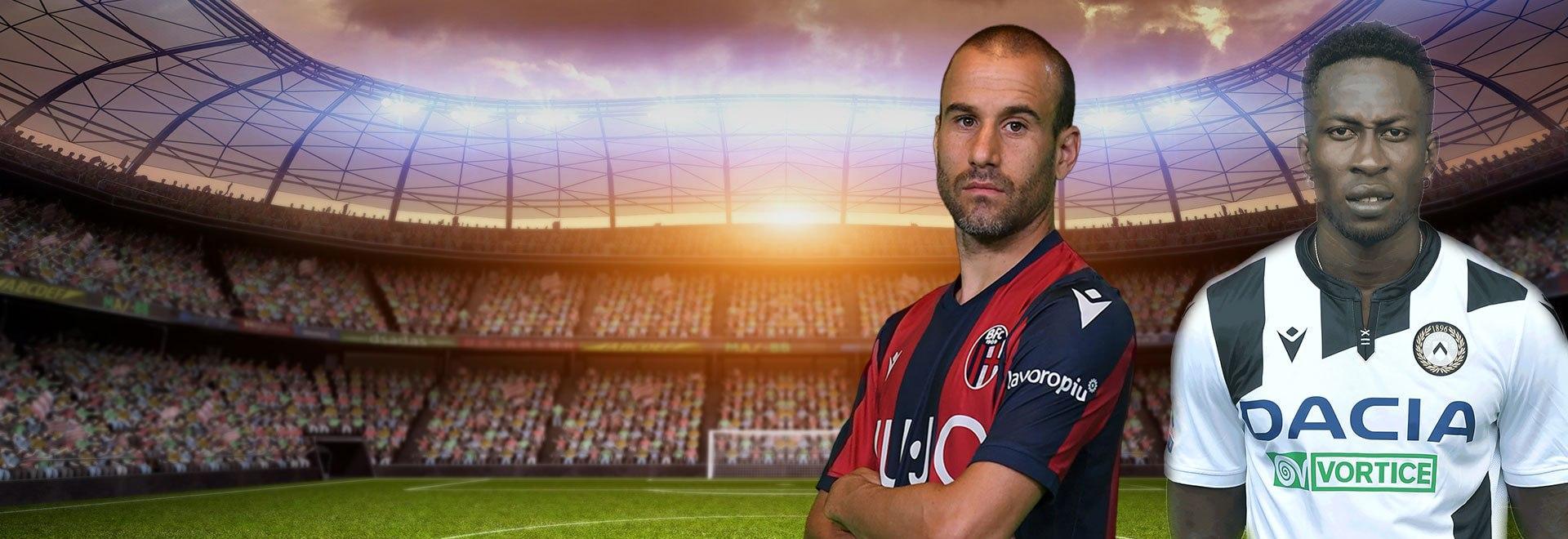 Bologna - Udinese. 25a g.