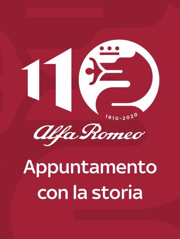 110 anni di Alfa Romeo: appuntamento con la storia