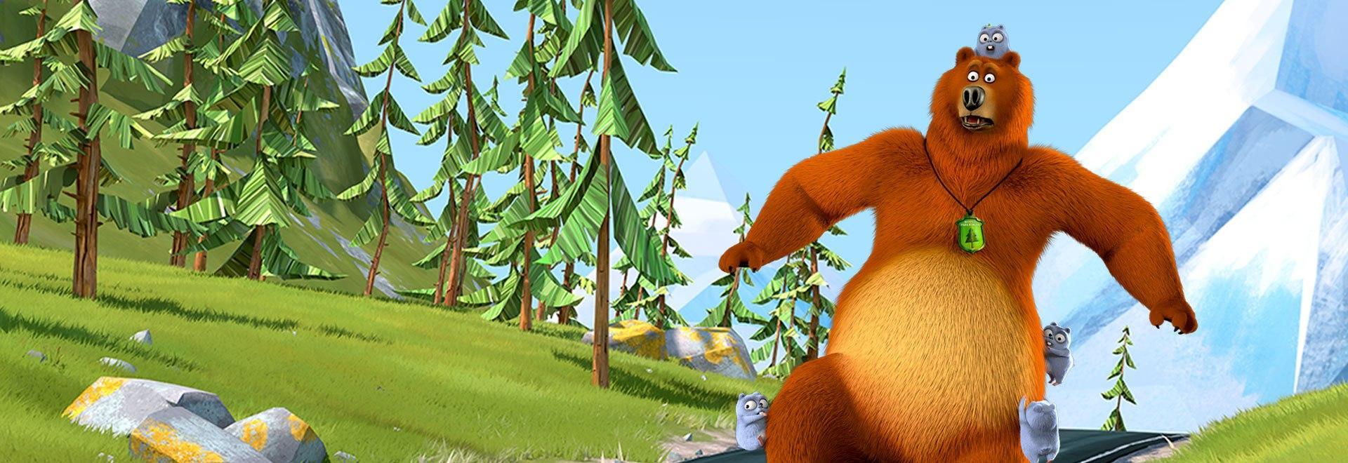 Grizzy e i Lemming: pelosi e dispettosi