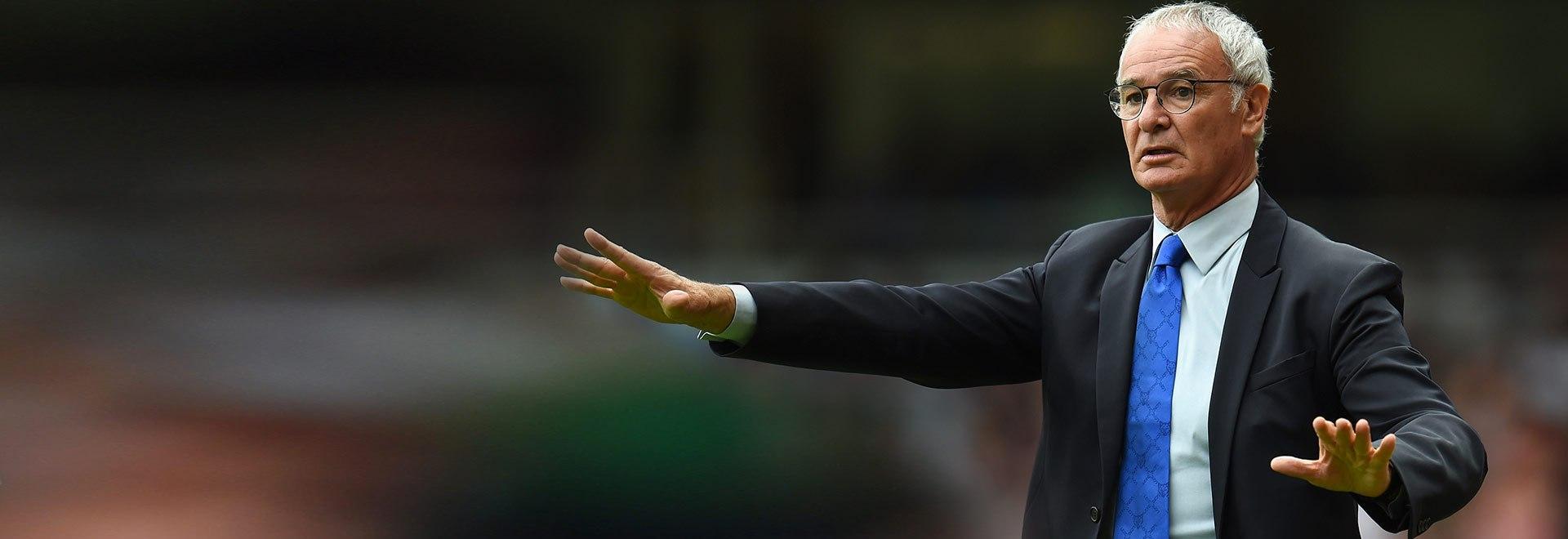 Premier League The Boss: Claudio Ranieri