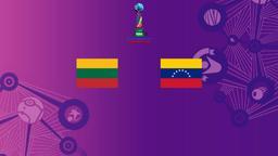 Lituania - Venezuela