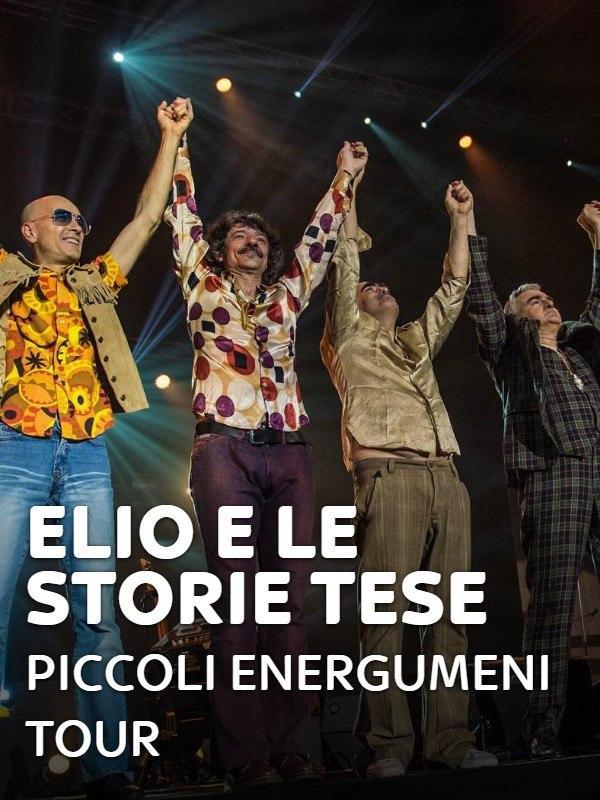Elio e le Storie Tese Piccoli Energumeni