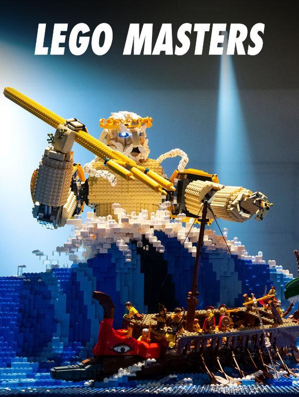 S1 Ep3 - Lego Masters Australia