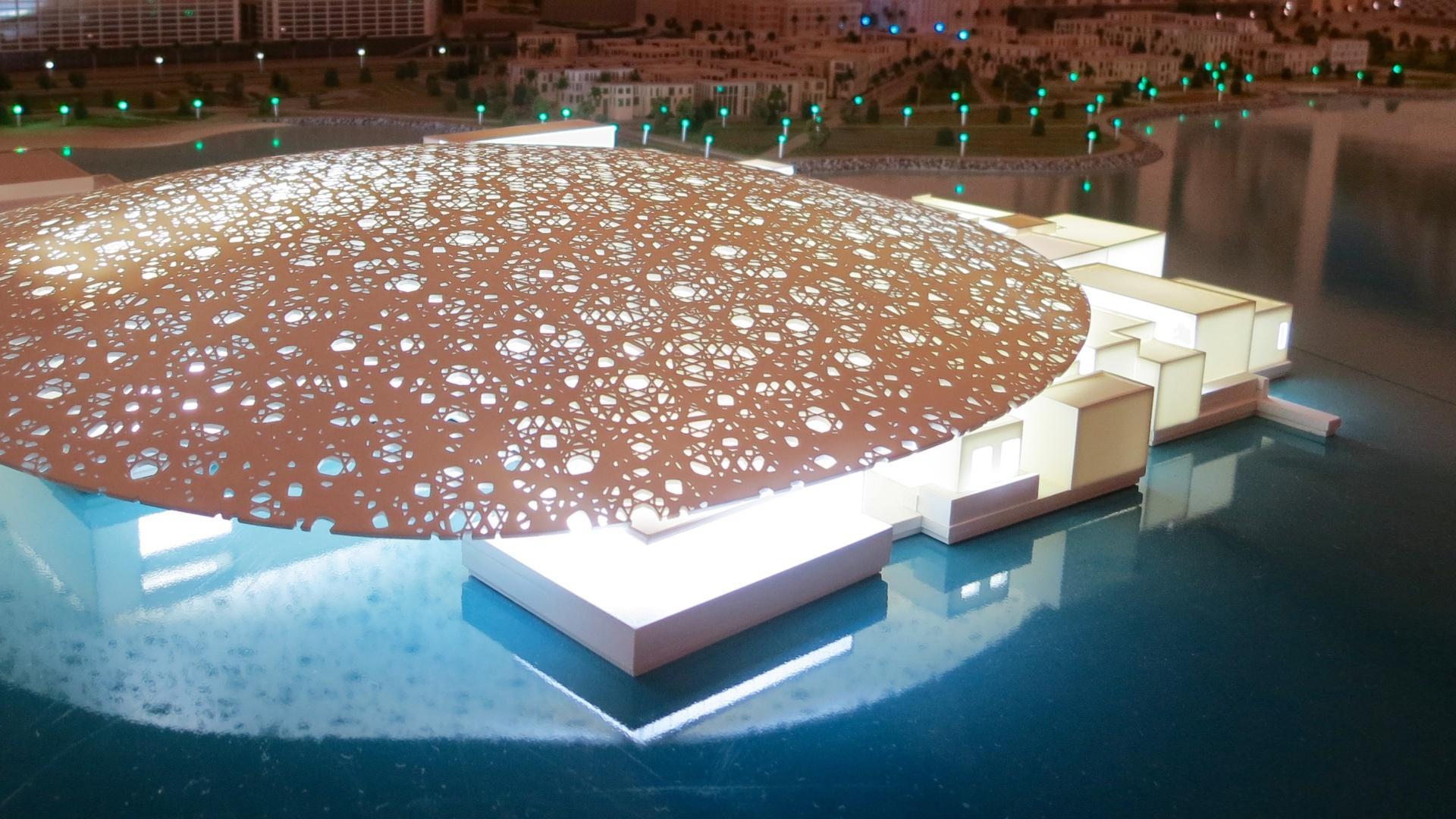 NationalGeo HD Mega strutture: Louvre Abu Dhabi