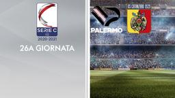 Palermo - Catanzaro. 26a g.