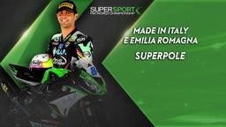 Made in Italy e Emilia Romagna. Superpole