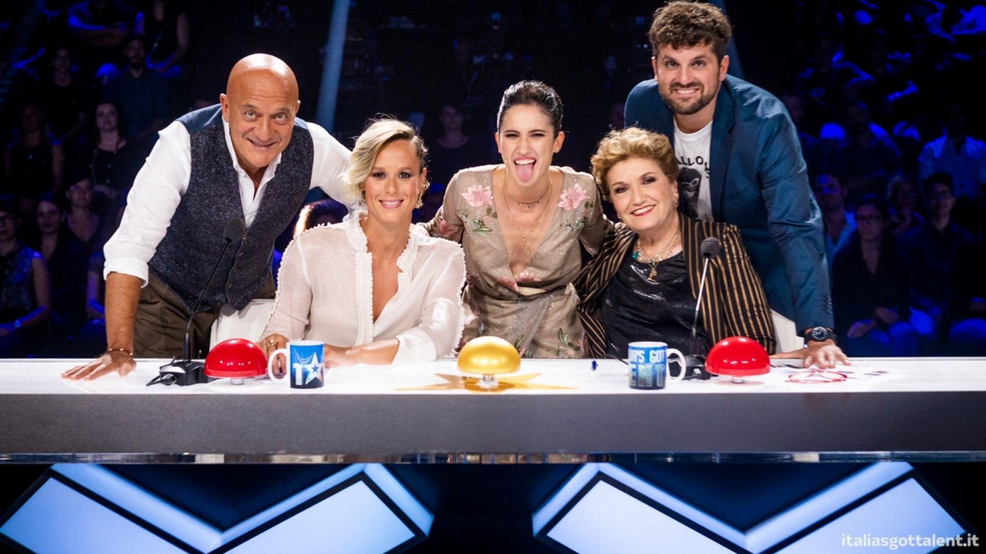 Sky Uno +1 HD Italia's Got Talent - Best of