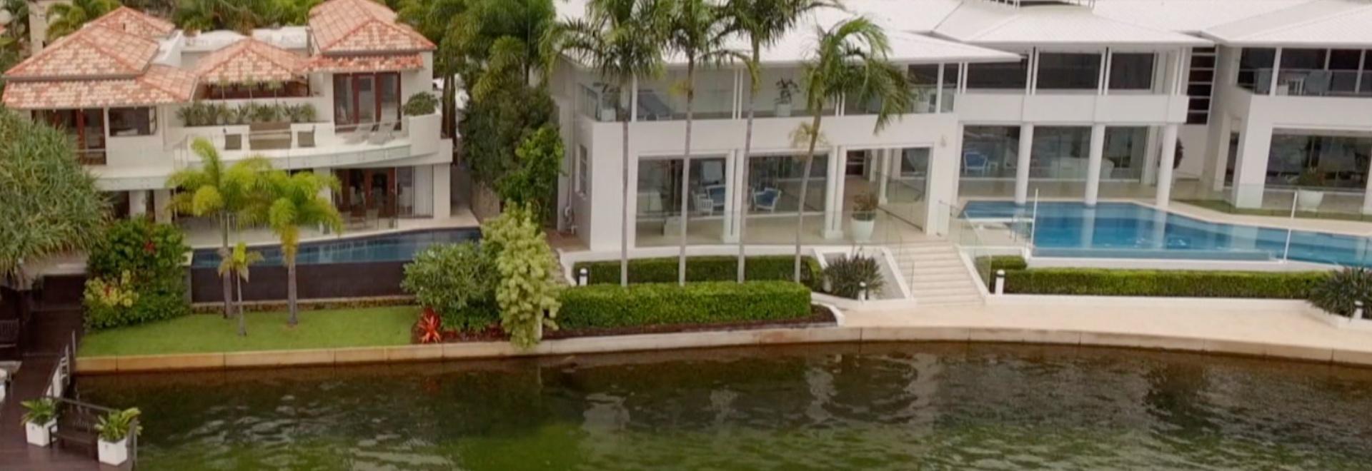 Una residenza in stile resort