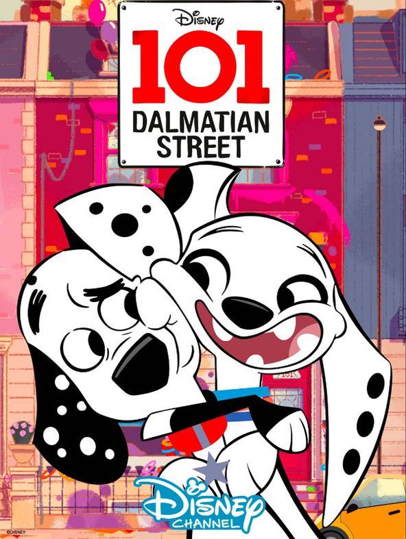 101 Dalmatian Street - Stag. 1 Ep. 6 - Giochi di poesia / Colpo di fulmine