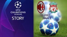 Milan - Liverpool 2007