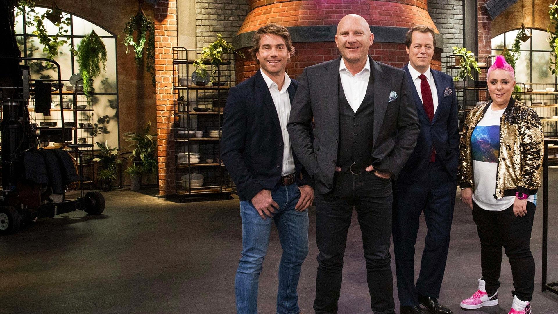 Sky Uno Family Food Fight Australia