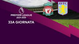 Liverpool - Aston Villa. 33a g.
