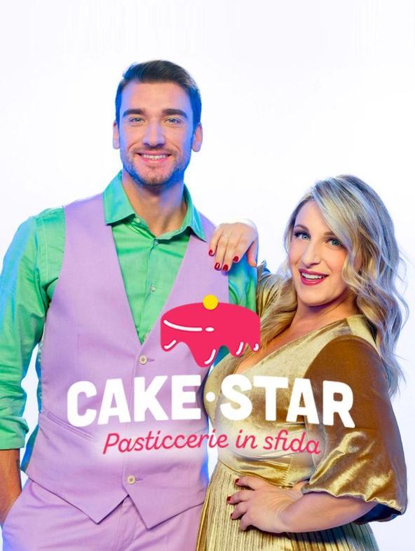 Cake Star - Pasticcerie in sfida - 1^TV